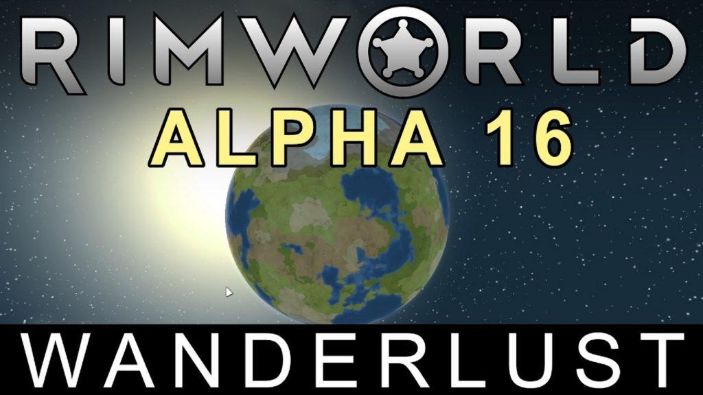 Wanderlust in Rimworld | Stormpeonz